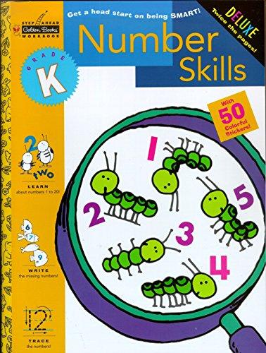 Number Skills Grade K (Golden Step Ahead Plus)