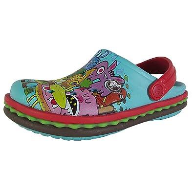 a3a747bc243eab crocs Burger K Clog (Toddler Little Kid)