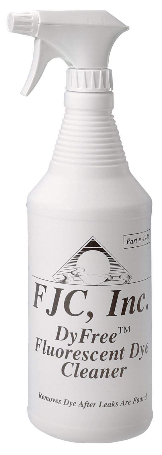 FJC 4946 DyeFree Fluorescent Dye Cleaner - 32 oz.