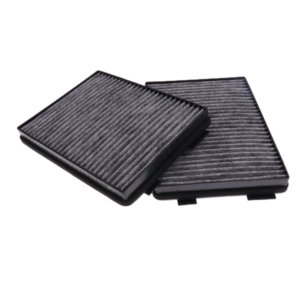 Shiwaki Heavy Activated Carbon Car Cabin Air Filter For BMW 5 Series E39 520i 523i