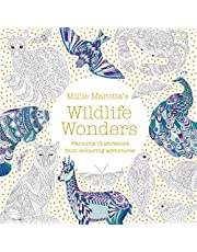 Millie Marotta's Wildlife Wonders: favourite illustrations from colouring adventures