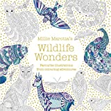 Millie Marotta's Wildlife Wonders: favourite illustrations from colouring adventures (Colouring Books)