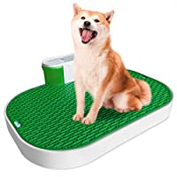 Teraise Smart Pet - Inodoro para perros de interior, limpieza automática, alternativa a las almohadillas para orejas…