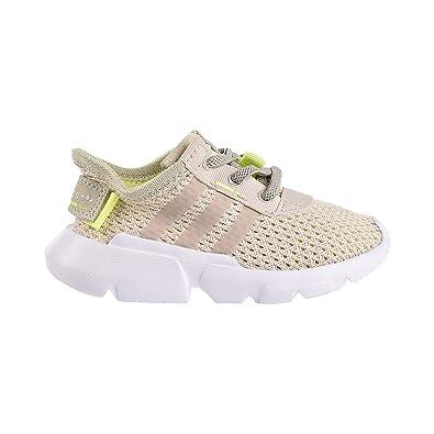 Amazon.com: Adidas POD-S3.1 Zapatos para bebé Marrón Claro ...