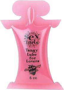 Sex Tarts Lube, Strawberry Punch, 6 cc (6 ml)