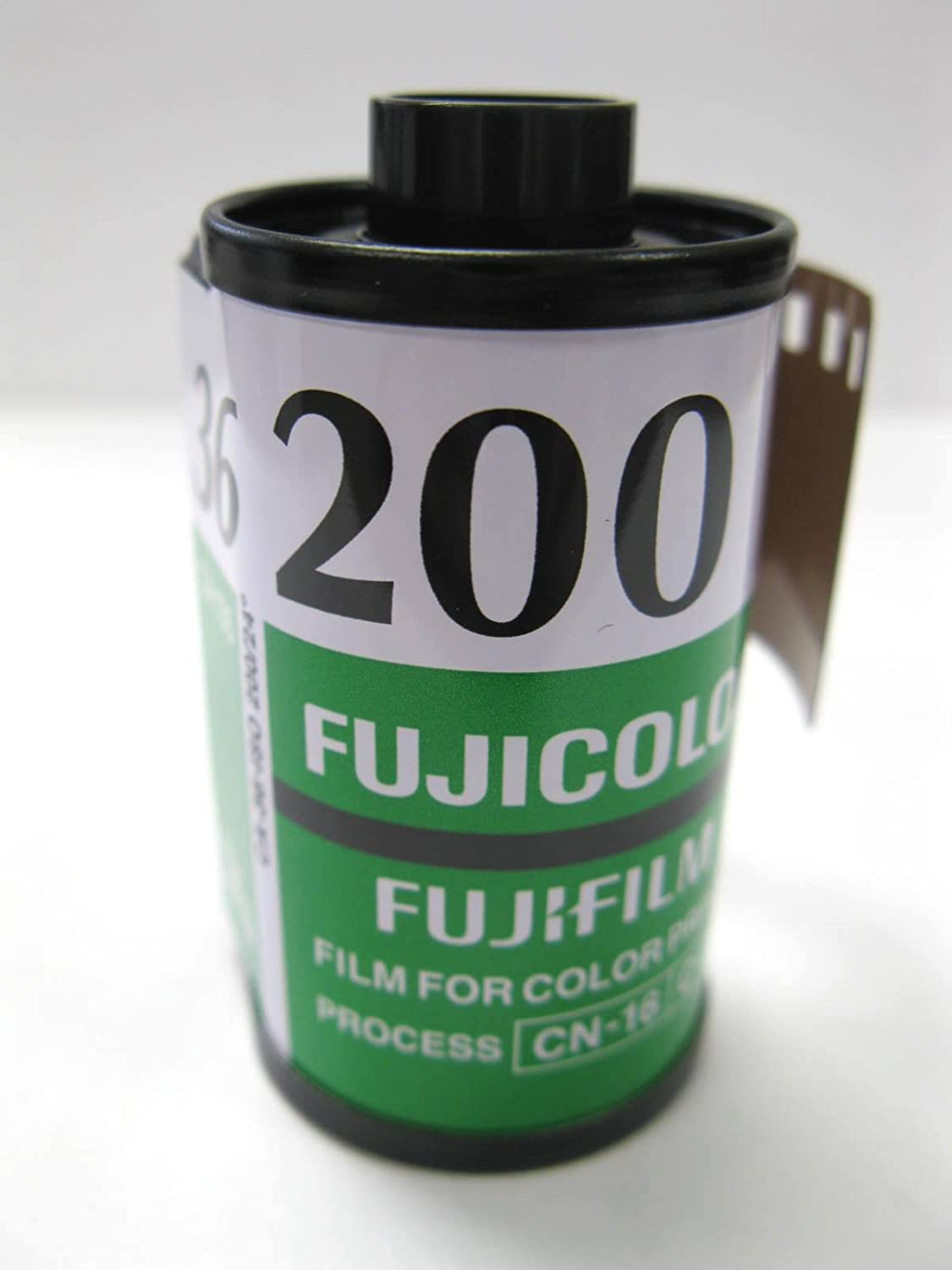 Fujifilm Fujicolor C200-36exp 35mm Color Negative Film