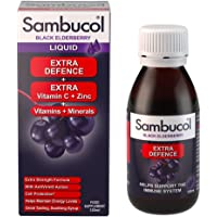 Sambucol Extra Defence, 120ml