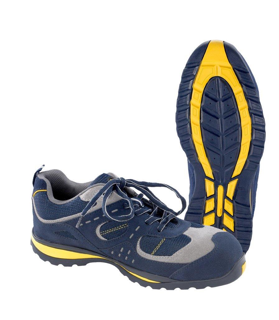 Seba 591 CE Schuh niedrig, blau blau blau S1P, Gr. 38 69b9dd