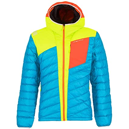 : La Sportiva Men's Conquest Down Jacket Tropic