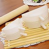 3pcs Dumpling Mold Pierogi Turnover Ravioli