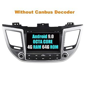 RoverOne Sistema Android Coche Reproductor de DVD para Hyundai ...