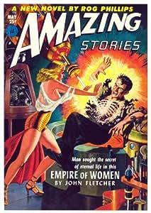 Amazing Stories (Pulp) 11x 17pulgadas Póster de la película (28x 44cm)