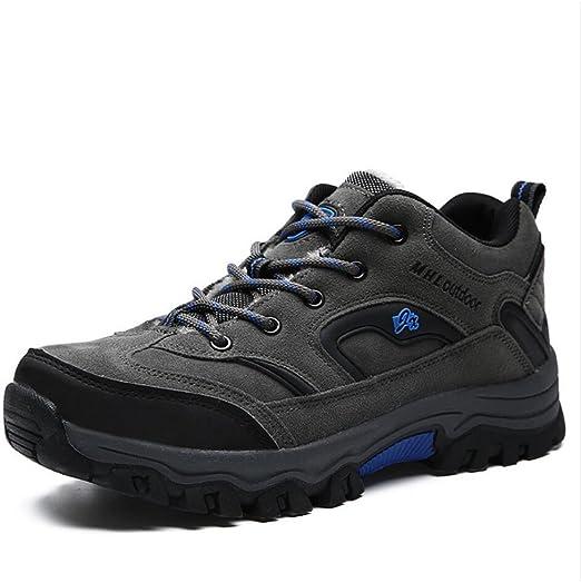 XUE - Zapatillas de Running para Hombre A-Keep Warm 37: Amazon.es: Jardín