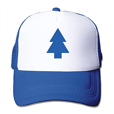 e1d925b66fa Adults Dipper s Pine Trucker Cap With Adjustable Snapback Strap RoyalBlue   Amazon.ca  Sports   Outdoors