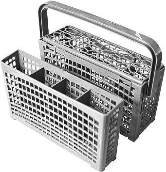 Universal Dishwasher Cutlery Silverware Basket Holder for Samsung Kenmore Maytag