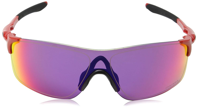 ba07aaca70917 Amazon.com  Oakley Mens EV Pitch Sunglasses Black Prizm  Clothing
