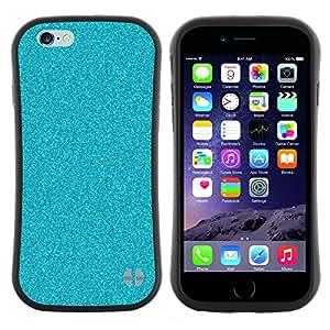 "Hypernova Slim Fit Dual Barniz Protector Caso Case Funda Para Apple (5.5 inches!!!) iPhone 6 Plus / 6S Plus ( 5.5 ) [Chispa azul Mar Piscina de agua""]"