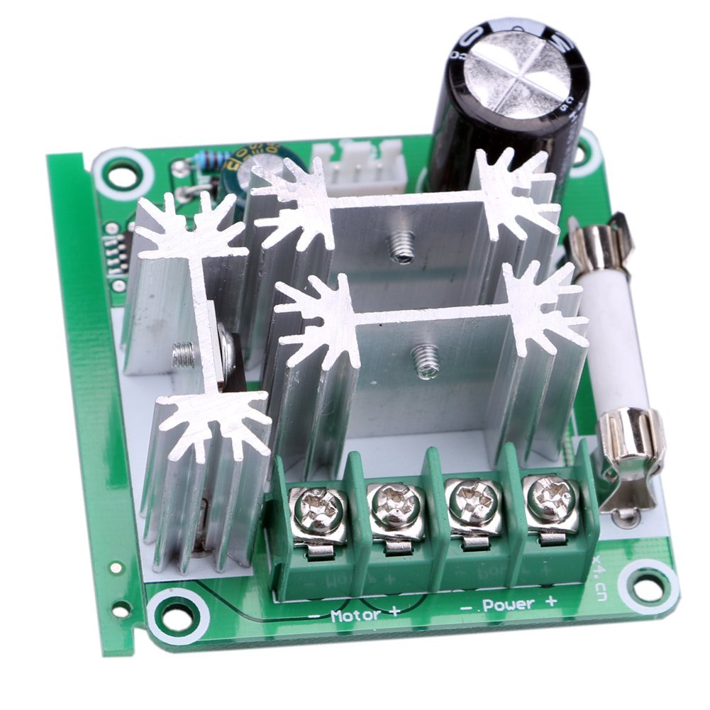 Integrated Circuits 6v-90v 15a Pulse Width Pwm Dc Motor Speed Controller Switch 12v 24v 36v 48v 60v For Fast Shipping Electronic Components & Supplies