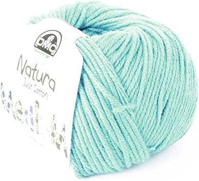 Perles & Co Algodón Natura Medium Just Cotton DMC - Ovillo algodón ...