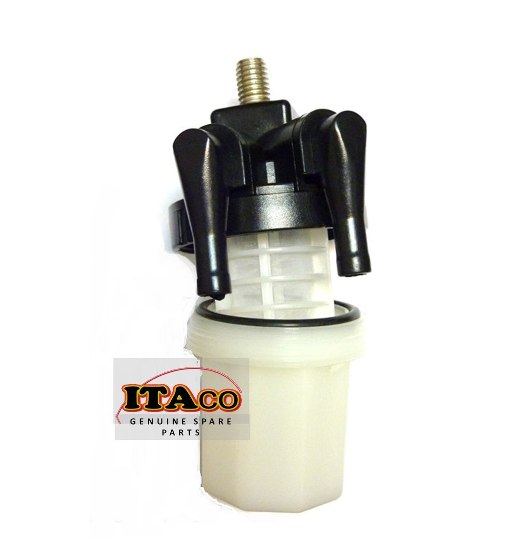 Fuel filter Assy 61N-24560-00 10 for Yamaha Parsun Outboard 8HP - 90HP 2/4T Boat ITACO