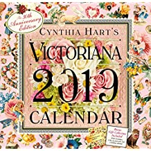 Cynthia Hart's Victoriana Wall Calendar 2019