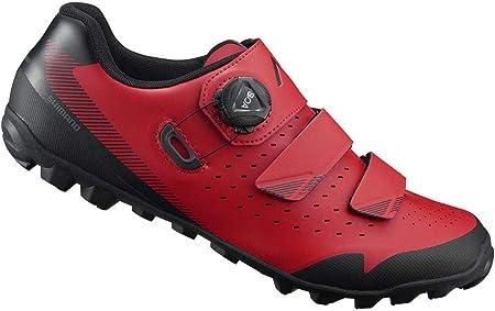 SHIMANO SH M MTB Me4 Roj, Zapatillas de Ciclismo de Carretera para Hombre