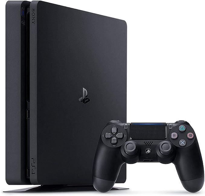 PlayStation 4 ジェット・ブラック 500GB(CUH-2200AB01)