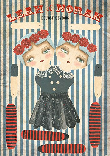 Conjoined Twins Articulated Paper Doll Kit