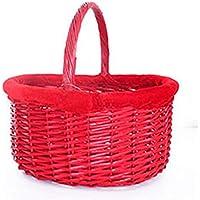 Kullan At Market Yılbaşı Sepet, Kırmızı