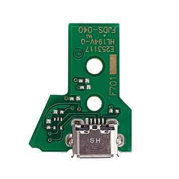 Cewaal La tarjeta de conexión de puerto de carga micro USB ...