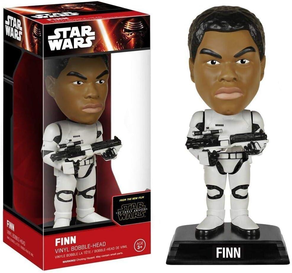 Star Wars Force Awakens Wacky Wobbler Chewbacca Bobble Head Figure NEW Toys