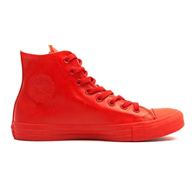Chucks - CT RUBBER HI 144744C - Red, Schuhgröße:41 Converse