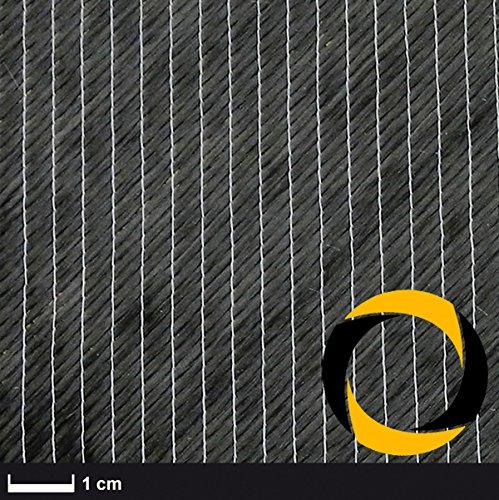 100 M Kohlegelege 400 g m² (biaxial, 24k) 127 cm, 100 m