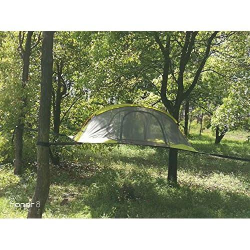 Hanging Tent Hamac Camping Fhgj Tree Triangle Tentes N80wXOPkn