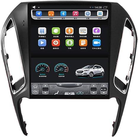 2016-2018 Chery Arrizo 5 5e 10,4 Pulgadas Gran Ancho Pantalla táctil Vertical Coche Android GPS navegación Navigation Multimedia Reproductor de Radio Video Bluetooth WiFi: Amazon.es: Electrónica