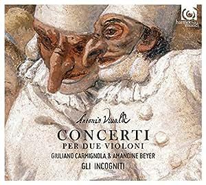Vivaldi: Concerti Per Due Violoni