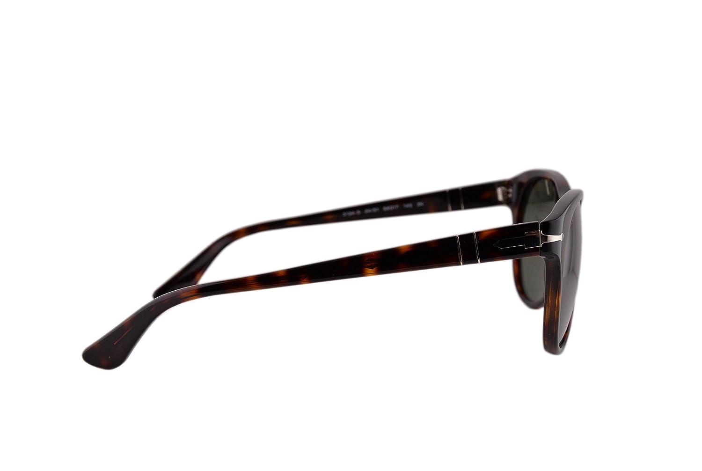 Persol PO3134S Sunglasses Havana w//Green Lens 2431 PO3134