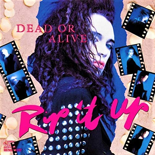 Dead Or Alive Pete Burns Set Of Custom 10 1.5 Square Band Badge Pins 80s MTV Youthquake Logo Backpack Buttons Rip It Up