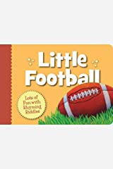 Little Football (Little Sports) Kindle Edition