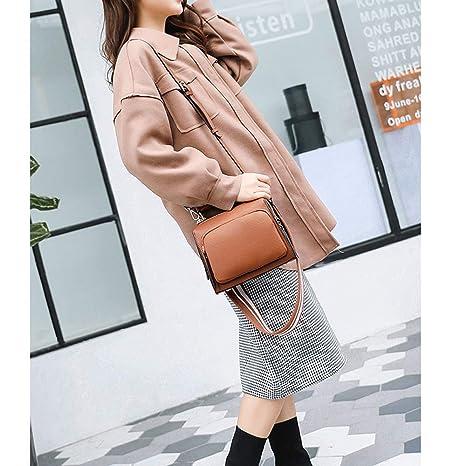 442158d9ad50 Amazon.com: GAOQQ Ladies Bags - Multi-Pocket Practical Temperament ...