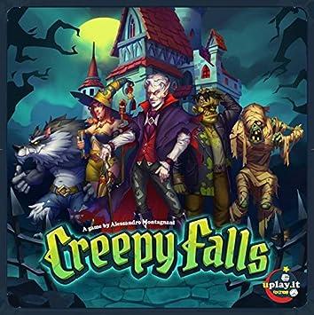 Uplay - Creepy Falls, 01: Amazon.es: Juguetes y juegos