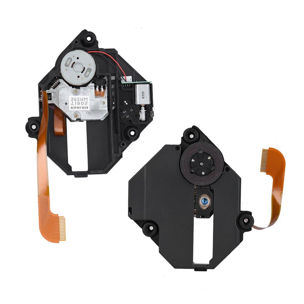 Zerone Lentille Laser pour PS1, KSM-440AEM Remplacement de la Entille Laser Optique pour Sony PS1 Playstation Kit de Pièces de Rechange