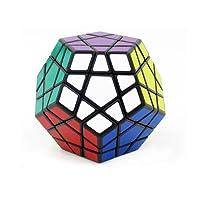 Wings of wind - Megaminx Puzzle Speed Cube Black