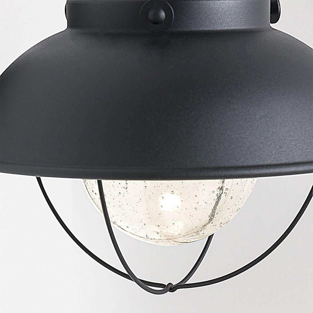 Brushed Stainless Sea Gull Lighting 615093S-98 Sebring LED Mini-Pendant