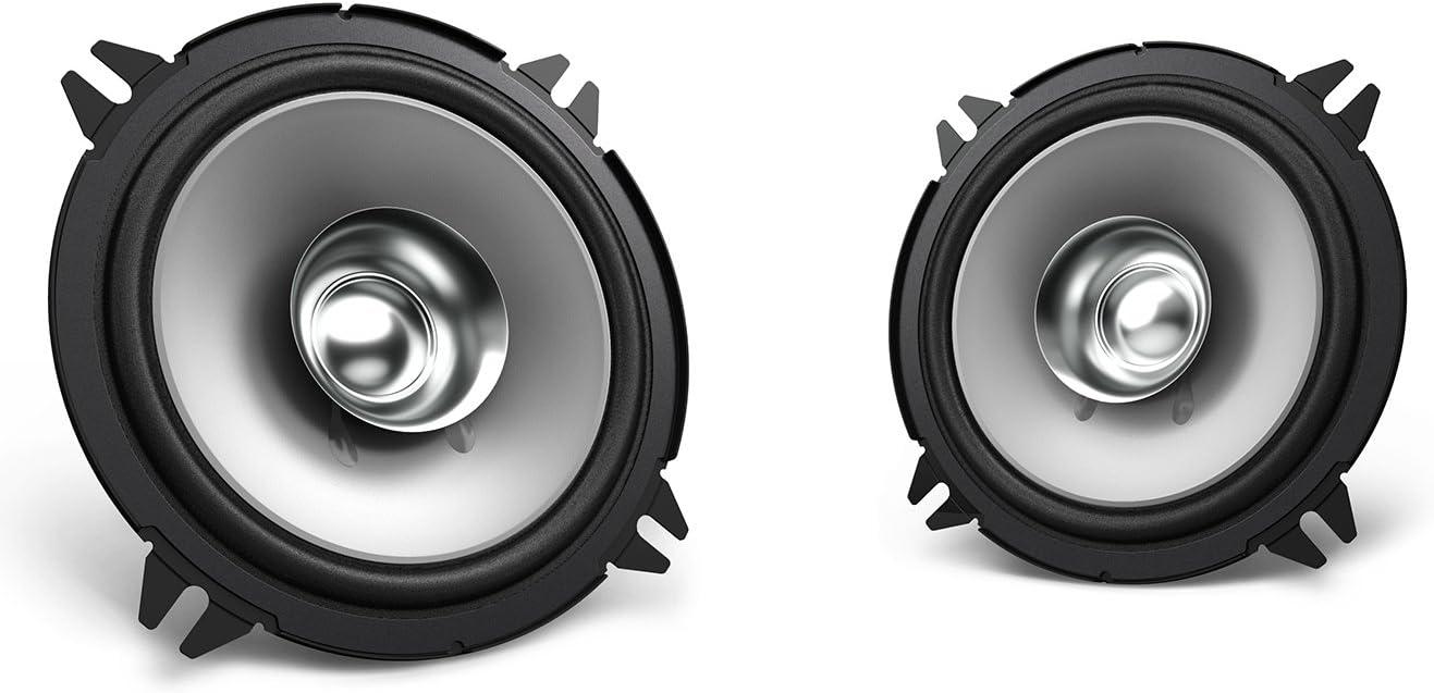 Kenwood Kfc S1356 Doppelkonus Lautsprecher 130 Mm Schwarz Audio Hifi