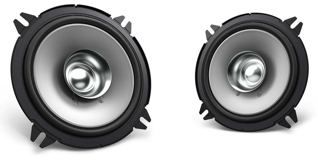 Kenwood Car Audio Kfc-S1356 Stage Sound Series 13cm Flush Mount Dual-Cone Speaker System