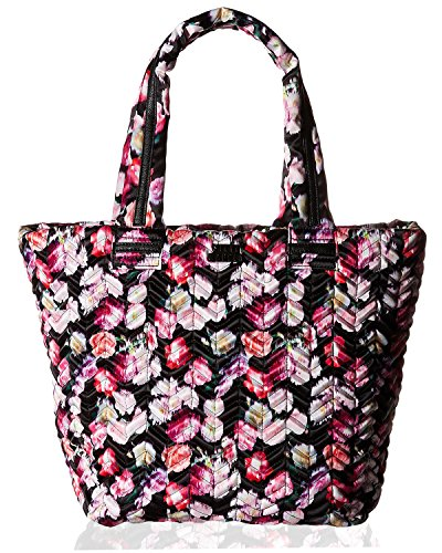 Quilted Two Pocket Tote - 2
