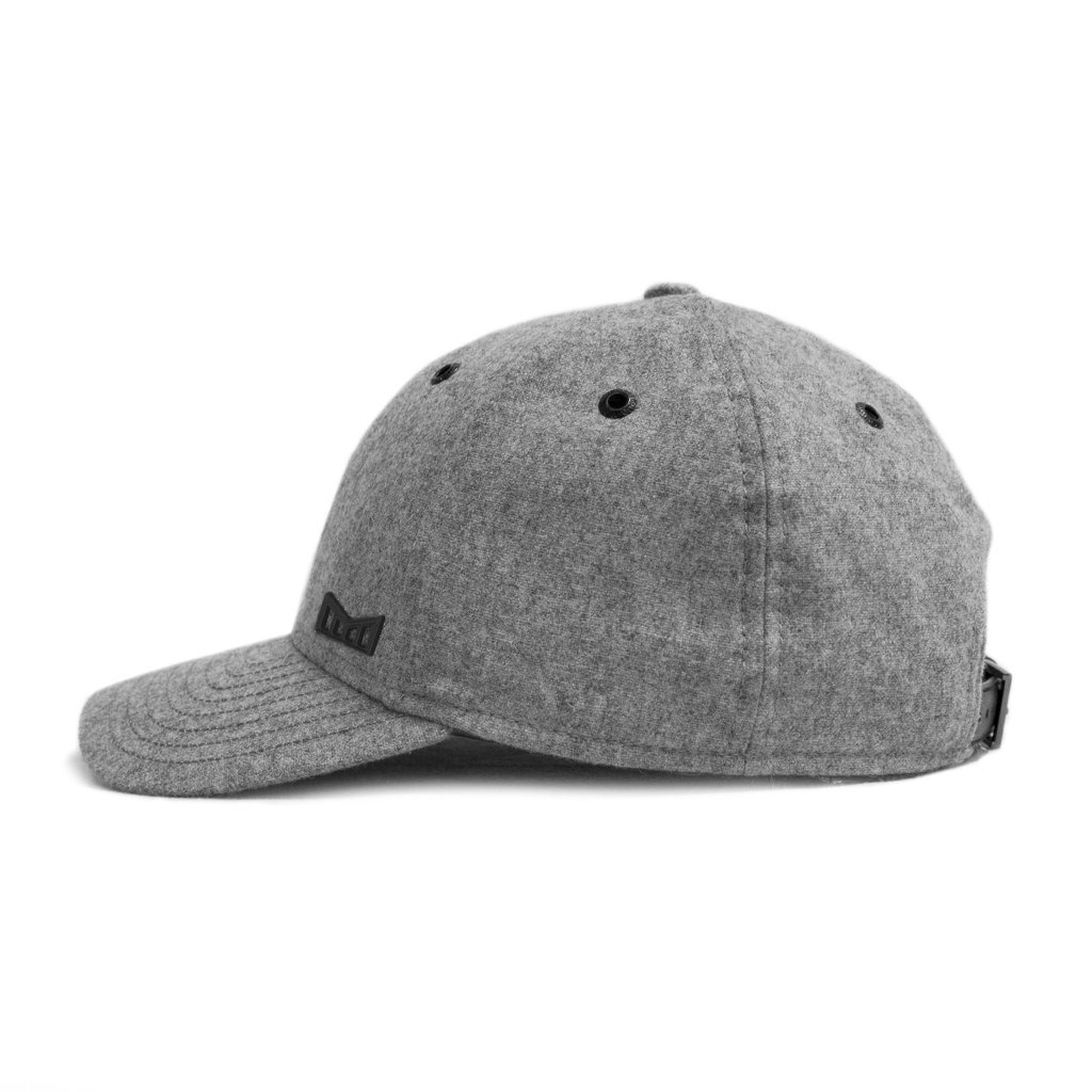 f56e953c2a919 melin Men s Glory Days Wool Strapback Hat One Size Grey  Amazon.ca   Clothing   Accessories
