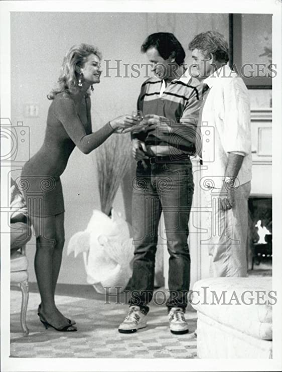 1988 Press Photo Rika Hofmann Richard Gilliland Hal Holbrook Designing Women Amazon Ca Home Kitchen She was scarily convincing as serial killer aileen wuornos in overkill, years before charlize theron. 1988 press photo rika hofmann richard
