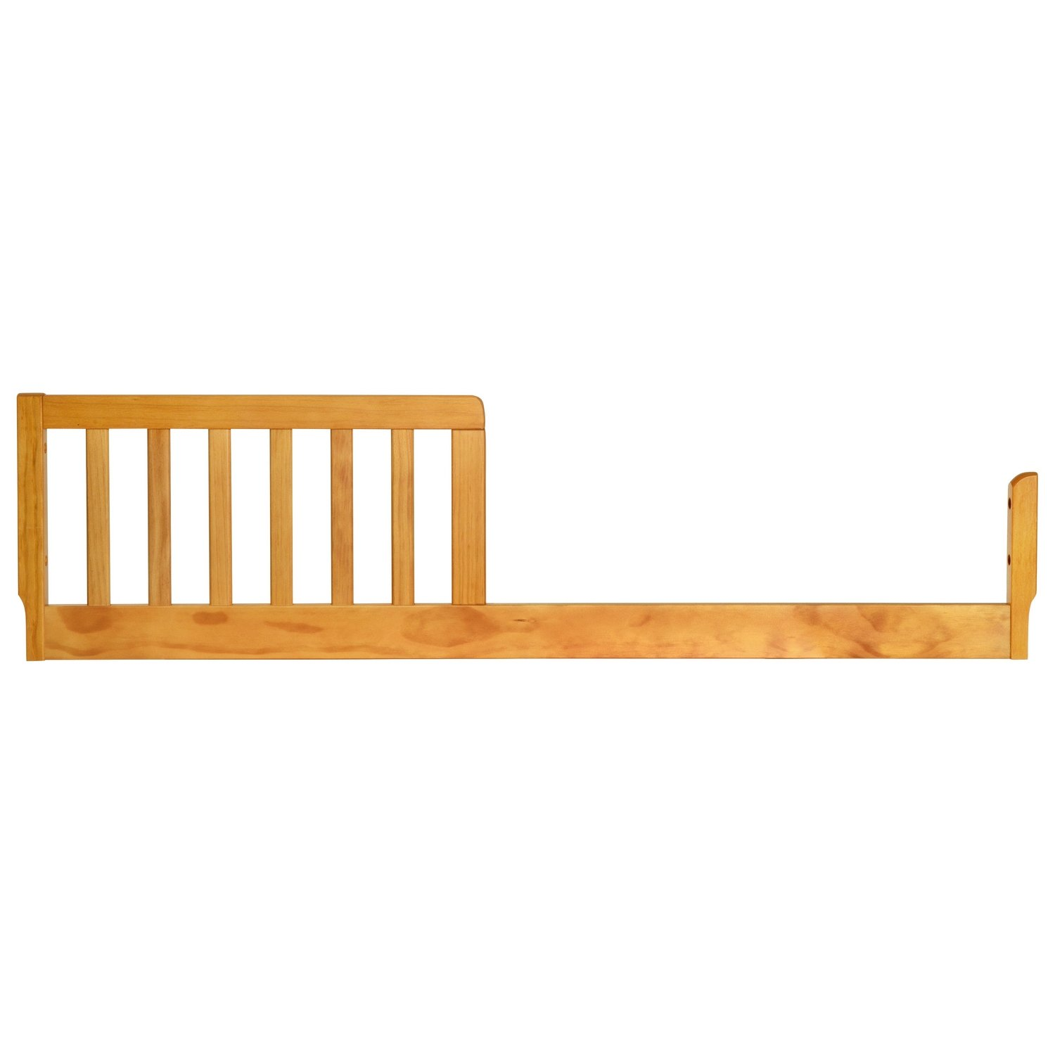 DaVinci Toddler Bed Conversion Rail Kit in Oak